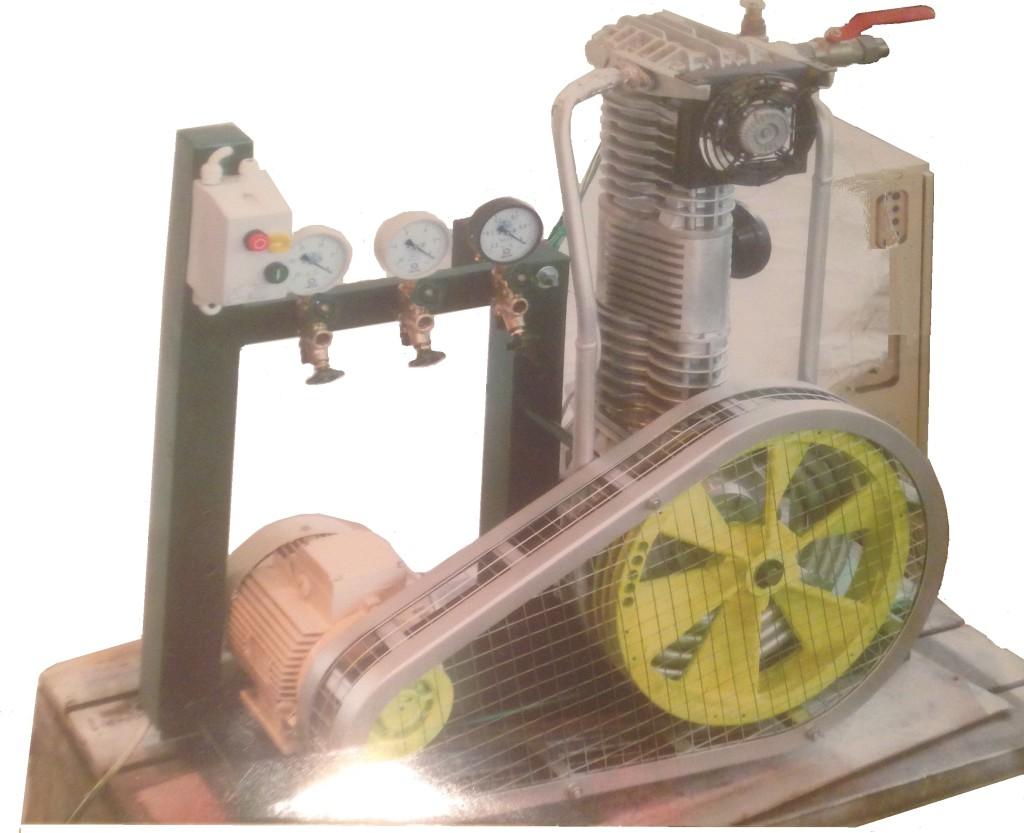 поршневой компрессор 1