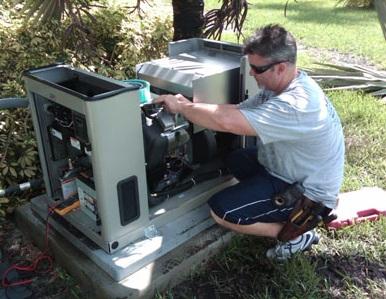 Generator-Repairs400