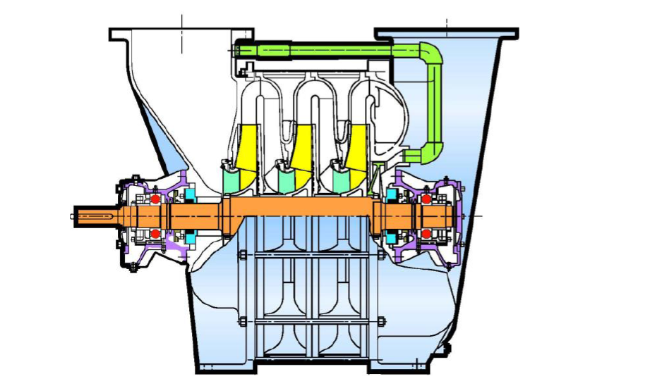 Воздуходувка - вентилятор